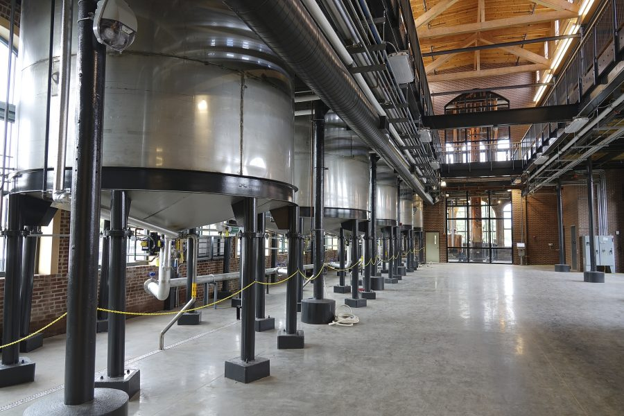 VITOK Process Design Angel's Envy Distillery