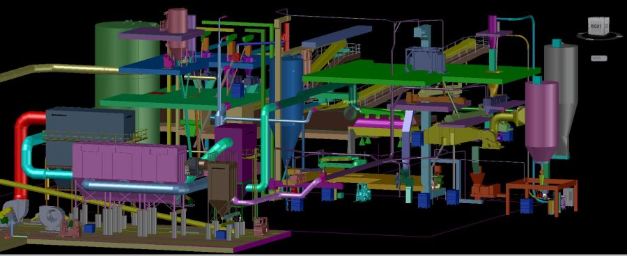 3d Piping and Process Design by VITOK Engineers